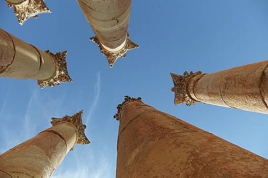 Jerash the Gerasa of Antiquity by Ted Chi