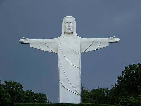 Jesus Almighty by Kurt Schmitt