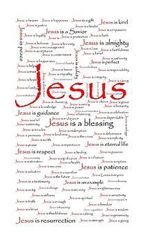 Jesus is by Terrilee Walton-Smith