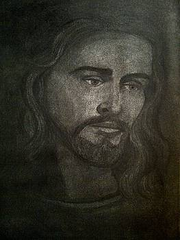 Jesus by Iven Maniscalco