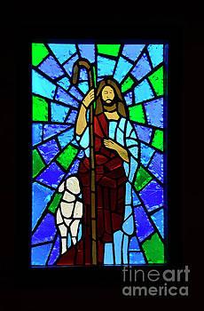 Jesus the Shepherd by Debby Pueschel