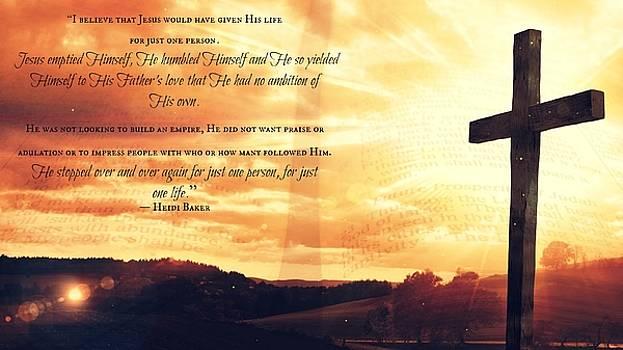 Jesus1 by David Norman
