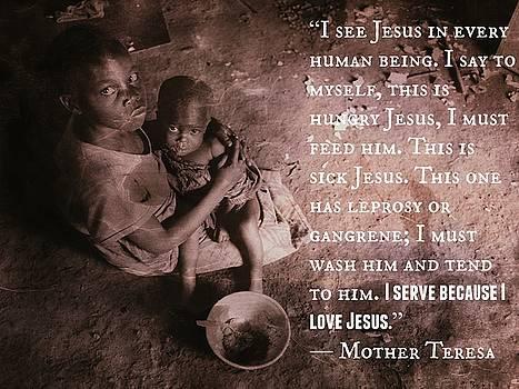 Jesus8 by David Norman
