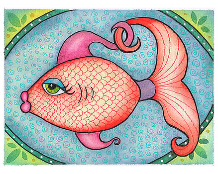 Jewel Fish by Rachel Cotton