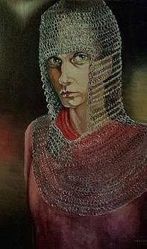 Joan of Arc by Rosemary Kavanagh