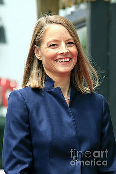 Jodie Foster by Nina Prommer