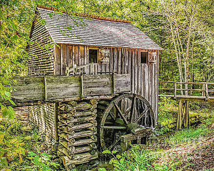 Nick Zelinsky - John Cable Gristmill - Cades Cove