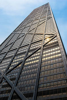 John Hancock Center Chicago by Steve Gadomski