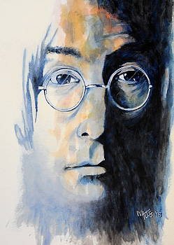 John Lennon by William Walts