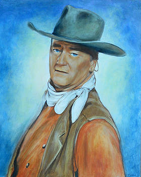 John Wayne The Duke by Theresa Stites