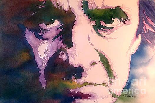 Johnny Cash by Robert Nipper