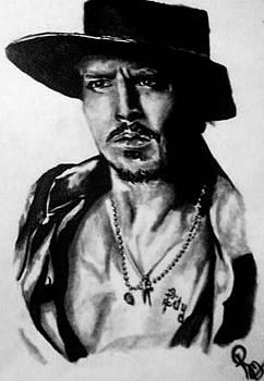 Johnny Depp by Pauline Murphy