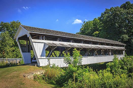 Jack R Perry - Johnson Covered Bridge