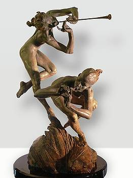 Joie de Femme  by Richard MacDonald