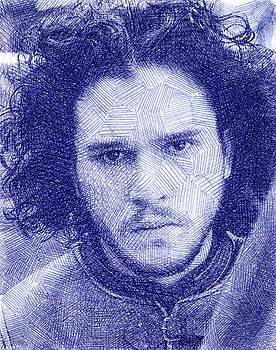 Jon Snow by Kyle Willis