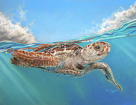 Jonah by Deb LaFogg-Docherty