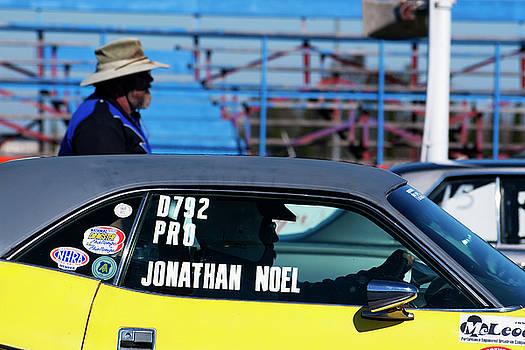 Jonathan Noel by Dave Perks