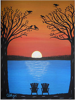 Joy of Life by Catherine Velardo