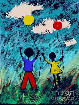 Joy Unfettered by Elaine Lanoue