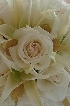 Joyful Flowers by Lali Partsvania