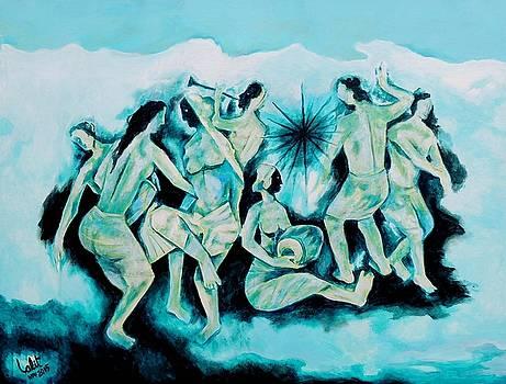Folkdance by Lalit Jain