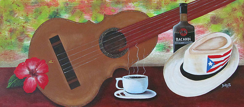 Joys of Life by Gloria E Barreto-Rodriguez