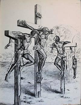 Judas Betrayal by Rosencruz  Sumera