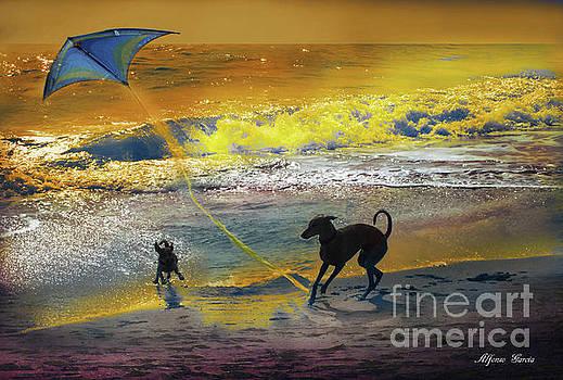 Juegos de Playa by Alfonso Garcia