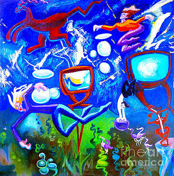Jumping Through TV Land by Genevieve Esson