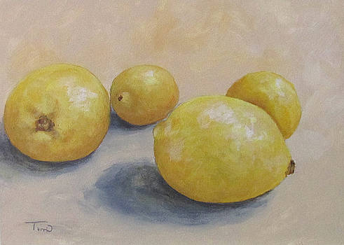 June Lemons by Torrie Smiley