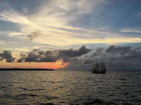 June Sunset by Gregg Southard