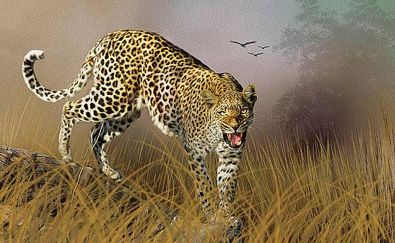 Jungle Attitude by Diane Schuster