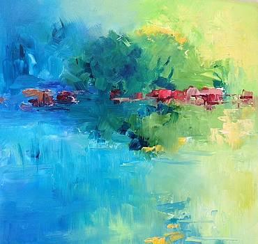 Jungle Isle by Carol Hopper