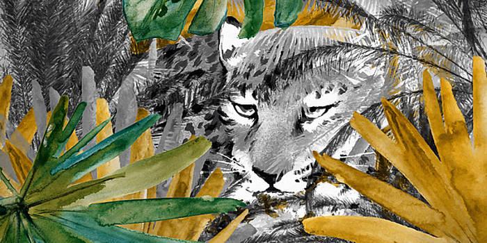 Jungle Love by Ricki Mountain