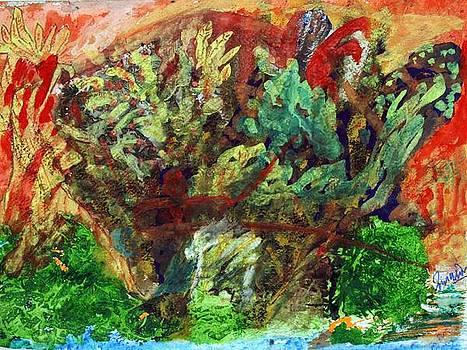 Jungle by Sanjay Sonawani