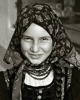 Just a smile by Zoltan Nemes 'mettor'