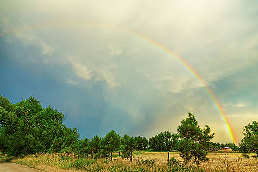 Just Another Colorado Rainbow by James BO Insogna