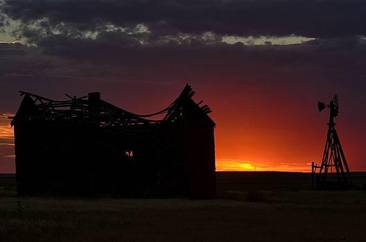 Just Before Sunrise by Clarice  Lakota