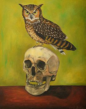 Leah Saulnier The Painting Maniac - Just Bones 2