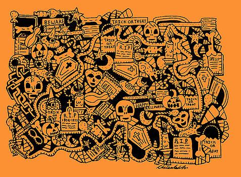 Just Halloweeny Things V7 by Chelsea Geldean