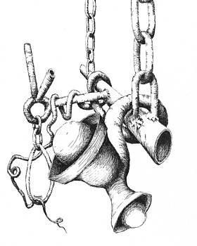 Just Hangin' Around by Sam Sidders