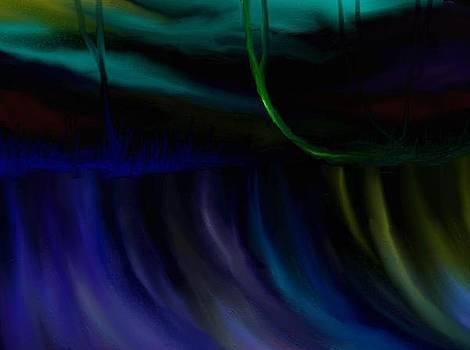 Just like a Waterfall by Rushan Ruzaick