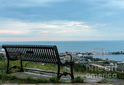 Just sit and enjoy by Jamie Rabold