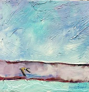 Just Skimming The Surface  by David  Maynard