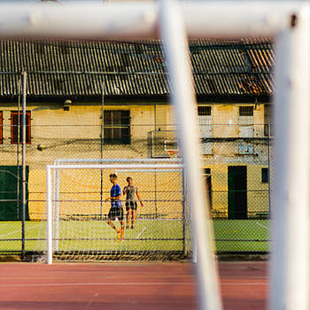 Just Soccer by Cesare Bargiggia