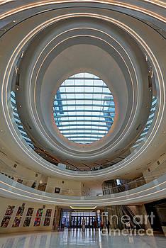 JW Marriott Minneapolis Mall of America II by Wayne Moran