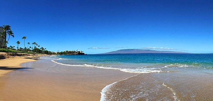 Kaanapali Beach in Maui Hawaii by Stacia Blase