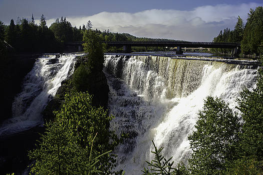 Judy Hall-Folde - Kakabeka Falls Ontario