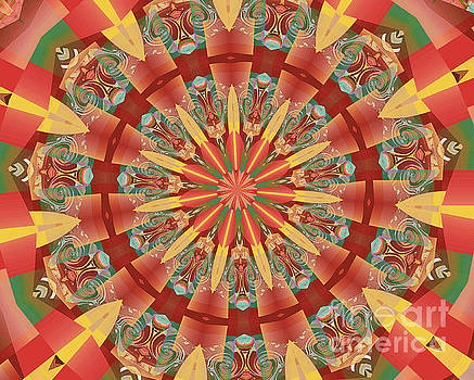 Kaleidoscope 2 by Diana Chason