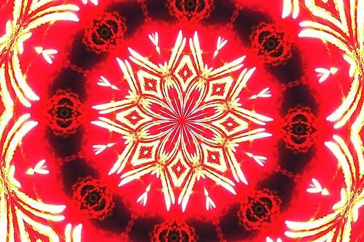 Kaleidoscope 5 by Carolyn Ricks